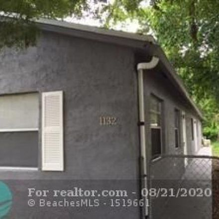 Rent this 2 bed house on 1174 Northwest 4th Avenue in Fort Lauderdale, FL 33311
