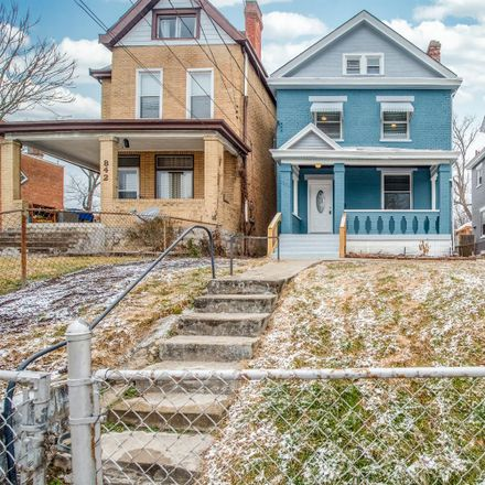 Rent this 4 bed house on 1844 Kinney Avenue in Cincinnati, OH 45207