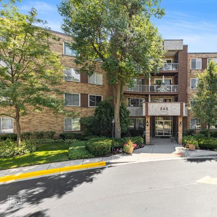 Rent this 2 bed condo on 245 South Park Lane in Palatine, IL 60074