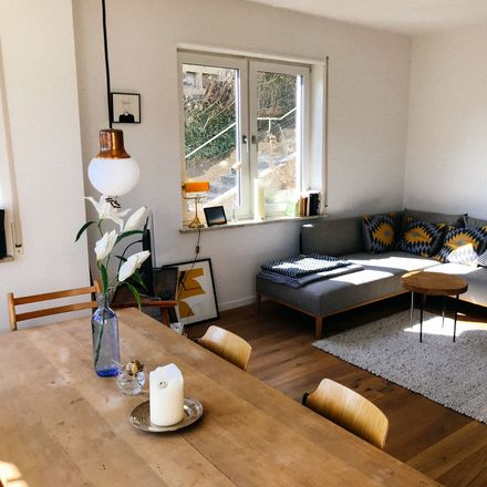 Rent this 1 bed apartment on Wannenstraße 78 in 70178 Stuttgart, Germany