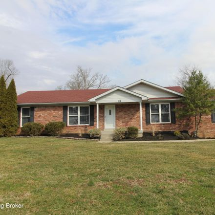 Rent this 3 bed house on Mt Washington Byp in Mount Washington, KY
