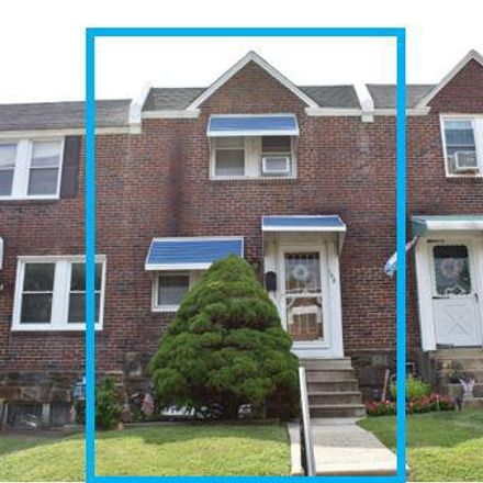 Rent this 3 bed townhouse on 148 South Spring Garden Street in Ambler, PA 19002