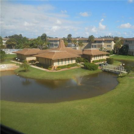 Rent this 1 bed condo on 5031 West Oakland Park Boulevard in Golf Estates, FL 33313