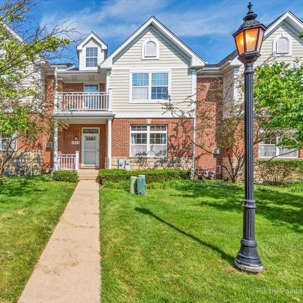 Rent this 3 bed townhouse on 1912 Keystone Place in Schaumburg, IL 60193