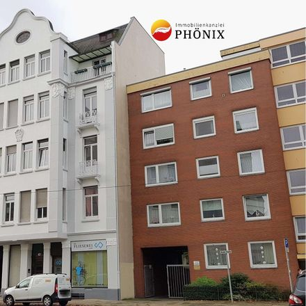 Rent this 2 bed apartment on Grazer Straße 76 in 27568 Bremerhaven, Germany