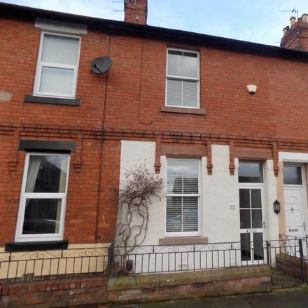 Rent this 3 bed house on Adelaide Street in Carlisle CA1 2DR, United Kingdom