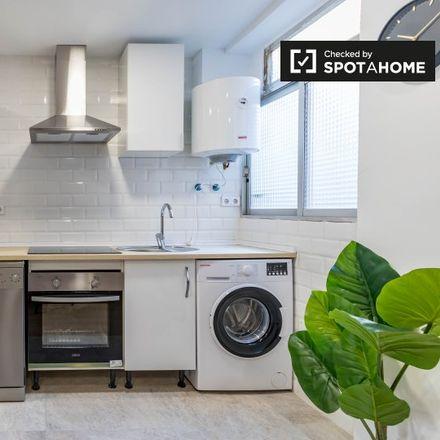 Rent this 1 bed apartment on Carrer de Felip Salvador in 46023 Valencia, Spain