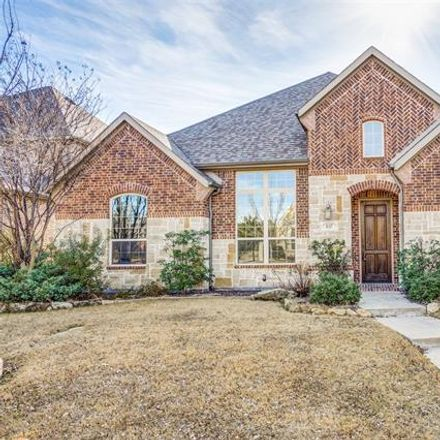 Rent this 4 bed house on 857 Fountain View Court in Allen, TX 75013