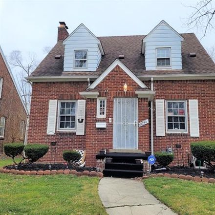 Rent this 2 bed house on 16194 Pierson Street in Detroit, MI 48219
