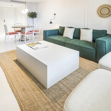 Rent this 1 bed apartment on Calle de Julián Besteiro in 33, 28001 Madrid