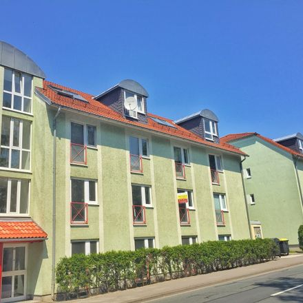 Rent this 1 bed apartment on Peter-Schmohl-Straße 5 in 09599 Freiberg, Germany