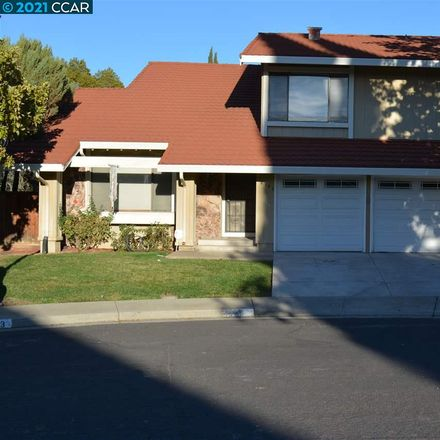 Rent this 4 bed house on 4395 North Water Oak Court in Concord, CA 94521