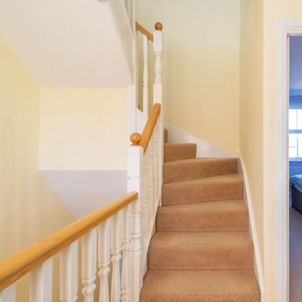 Rent this 4 bed house on Wren Close in Corby, NN18 8FD