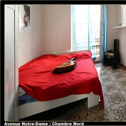 Rent this 3 bed room on 10 Avenue Notre Dame in 06000 Nice, France