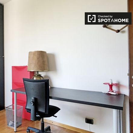 Rent this 3 bed apartment on Biblioteca Tibaldi in Viale Tibaldi, 41