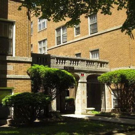 Rent this 1 bed apartment on 7514-7522 North Hoyne Avenue in Evanston, IL 60645