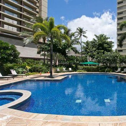 Rent this 2 bed condo on Lanikea at Waikiki in 421 ʻOlohana Street, Honolulu