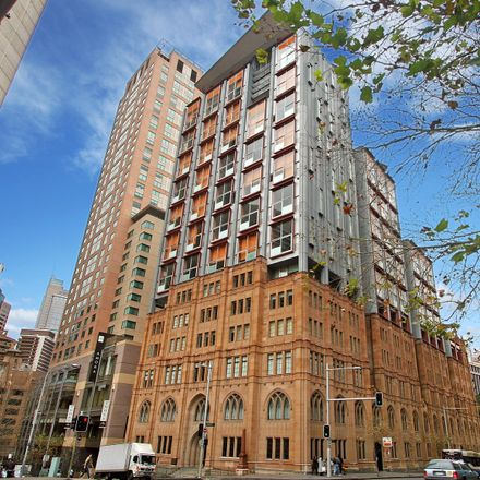 Rent this 1 bed apartment on 809/2 York Street