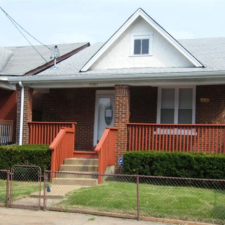 Rent this 2 bed house on 3101 Henrietta Street in Saint Louis, MO 63104