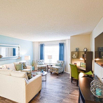 Rent this 1 bed apartment on Lake Underhill in Crystal Lake Drive, Orlando