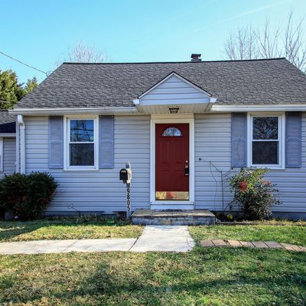 Rent this 3 bed house on 9805 47th Avenue in College Park, MD 20740