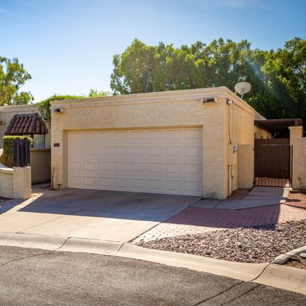 Rent this 3 bed townhouse on 4625 East Winston Drive in Phoenix, AZ 85044