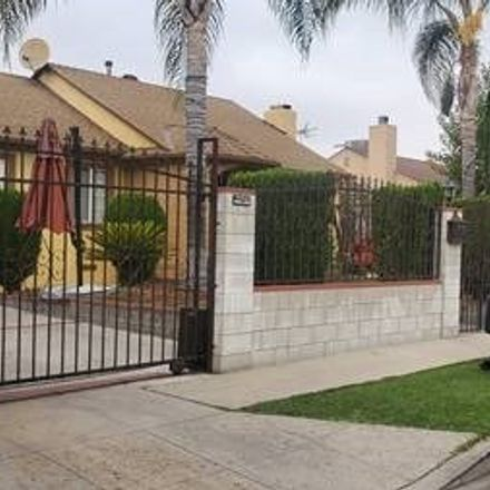 Rent this 3 bed house on 8037 Rhodes Ave in North Hollywood, CA