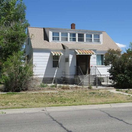 Rent this 2 bed duplex on E Adams Ave in Riverton, WY