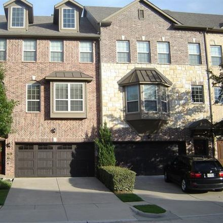 Rent this 4 bed townhouse on 7864 Oxer Drive in Irving, TX 75063