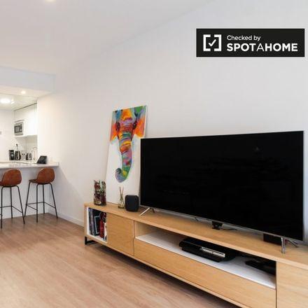 Rent this 1 bed apartment on Ca l'Estudiant in Carrer de Sant Gabriel, 08950 Esplugues de Llobregat