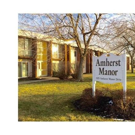 Rent this 2 bed apartment on Amherst St in Buffalo, NY
