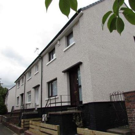 Rent this 3 bed house on Sannox View in Ayr KA8 0PN, United Kingdom