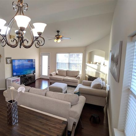 Rent this 4 bed house on 739 Cypresswood Cove in Spring, TX
