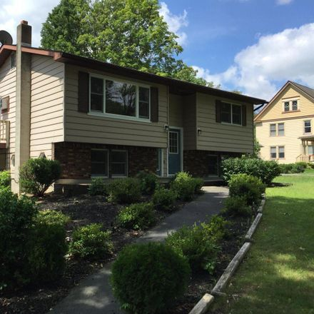 Rent this 3 bed house on 211 East High Street in Milford, PA 18337
