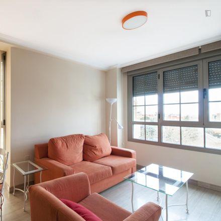 Rent this 1 bed apartment on Paseo de Juan XXIII in 23, 28001 Madrid