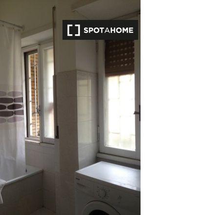 Rent this 1 bed room on Via Francesco Algarotti in 00137 Rome RM, Italy