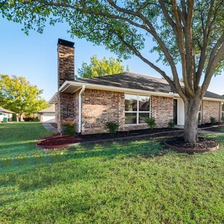 Rent this 3 bed house on 304 Pinyon Lane in Coppell, TX 75019
