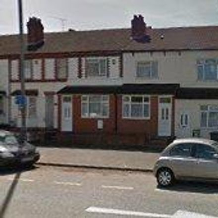 Rent this 1 bed apartment on Wellington Road in Wolverhampton WV14 6RN, United Kingdom
