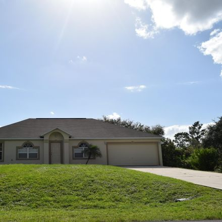 Rent this 3 bed house on Waldrep St SE in Palm Bay, FL