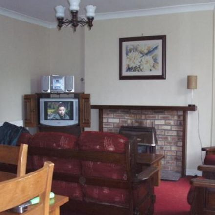 Rent this 4 bed house on 134 Leinster Road in Rathmines and Rathgar West ED, Dublin