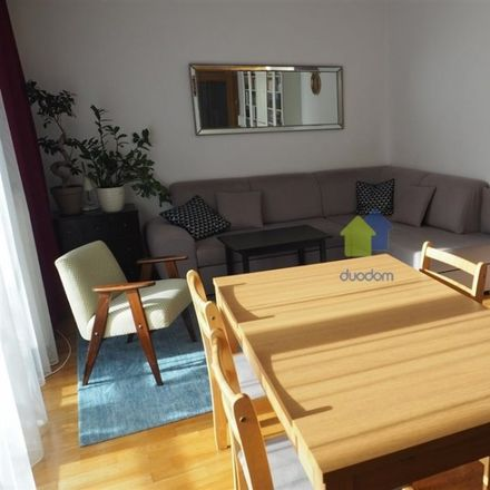Rent this 3 bed apartment on Doktora Jana Piltza 29 in 30-392 Krakow, Poland