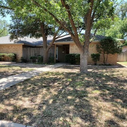 Rent this 4 bed apartment on 2401 Dartmouth Drive in Midland, TX 79705