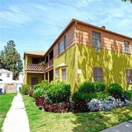 Rent this 4 bed house on 4247 Garthwaite Avenue in Los Angeles, CA 90008