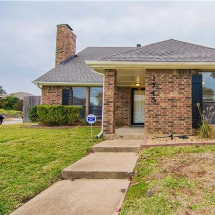Rent this 3 bed house on Northview St in Carrollton, TX