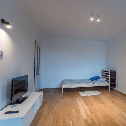 Rent this 3 bed room on Antoniego Malczewskiego 48/50 in 02-622 Warsaw, Poland