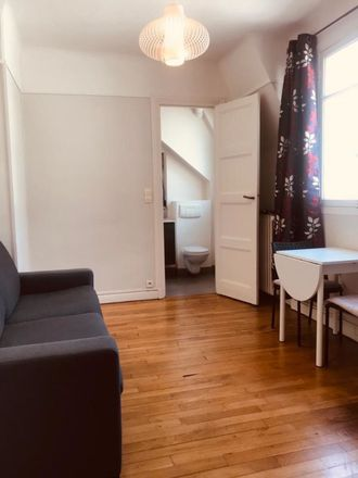 Rent this 1 bed apartment on 23 Rue Turgot in 75009 Paris, France