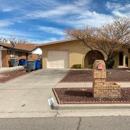 Rent this 3 bed apartment on 1810 Jack Nicklaus Drive in El Paso, TX 79935