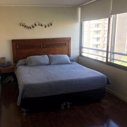 Rent this 3 bed apartment on Avenida José Domingo Cañas 1656 in 775 0030 Ñuñoa, Chile