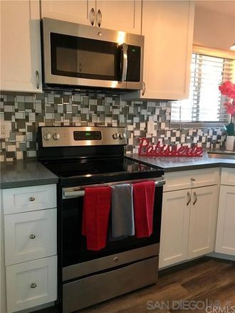 Rent this 1 bed townhouse on Golden Avenue in Long Beach, CA 90802
