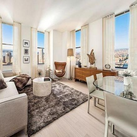 Rent this 2 bed apartment on 60 Wall Street in New York, NY 10005